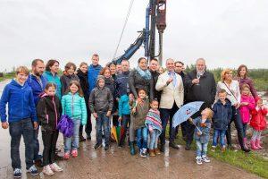 15-220 1e paal twee-onder-een-kap woningen Warande (project Readyforliving)